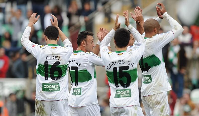 El Elche se proclama campeón de invierno en Segunda División
