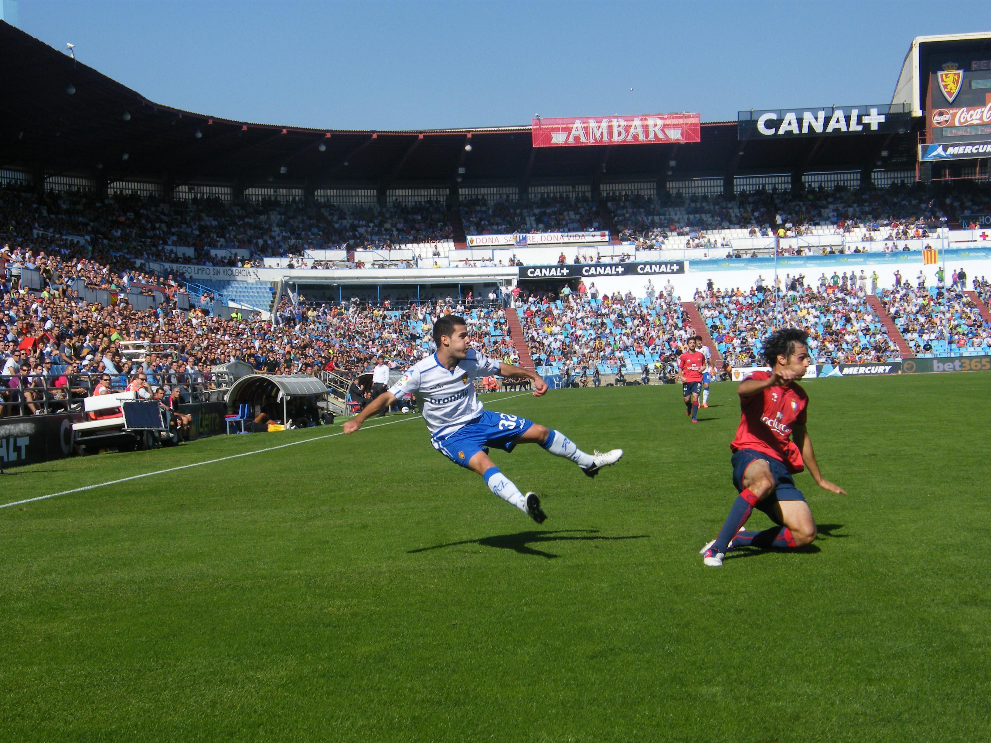 Zaragoza - Osasuna: puntuaciones del R. Zaragoza