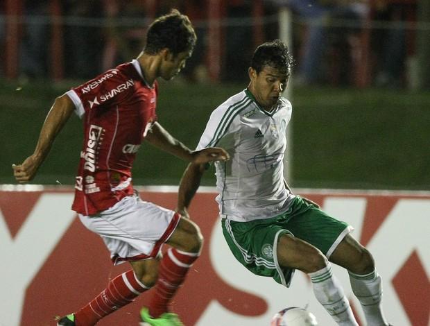 Antes da parada para a Copa das Confederações, Palmeiras vence o América-RN