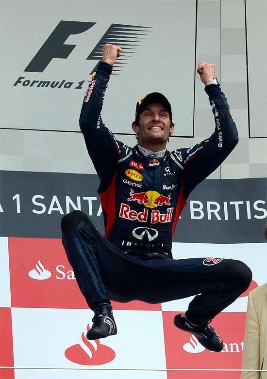 """Webber: """"Creo que las circunstancias han facilitado mi victoria"""""""