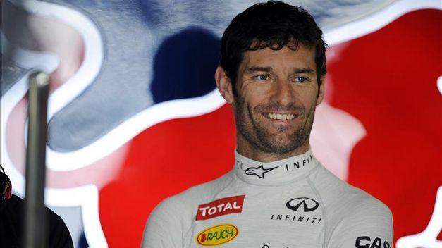 """Webber: """"Todo el trabajo duro está dando sus frutos"""""""
