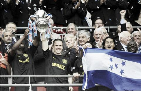 Wigan Campeón de la FA Cup