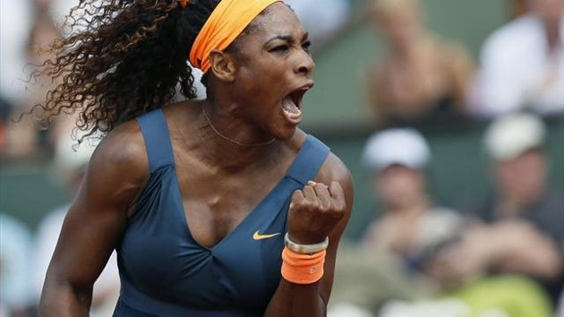 Parigi incorona Serena Williams