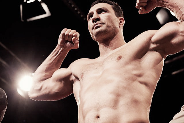 Wladimir Klitschko noquea las esperanzas de Thompson