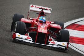 "Alonso: ""Ojalá llueva o haya una carrera loca"""