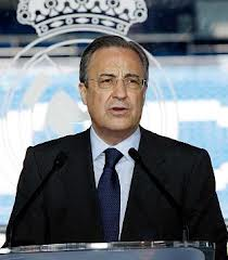 "Florentino Pérez: ""El Madrid no se rinde nunca"""