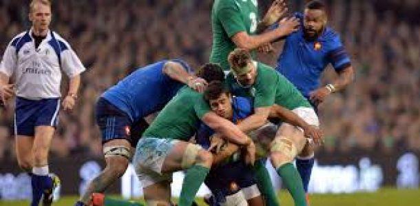 Toujours pas de victoire face à l'Irlande