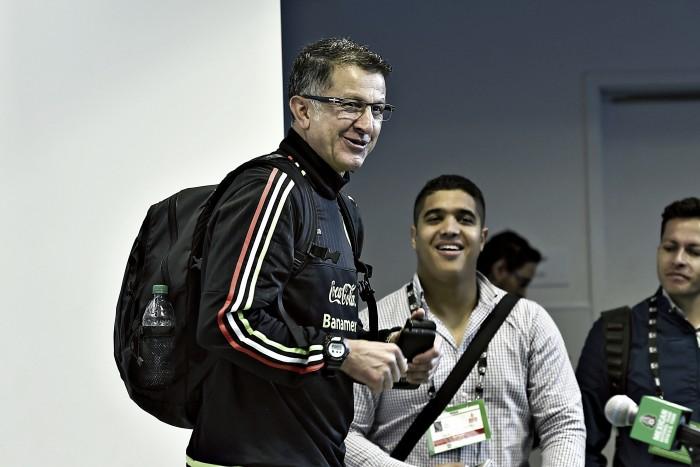 """Juan Carlos Osorio: """"Elegimos el mejor grupo posible"""""""