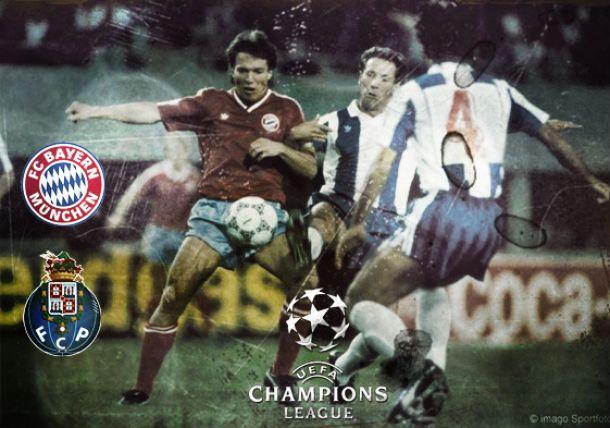 UEFA Champions League: Só um Dragão audaz conseguirá ultrapassar o Bayern
