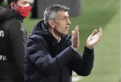 """Imanol Alguacil: """"Son tres puntos muy importantes"""""""