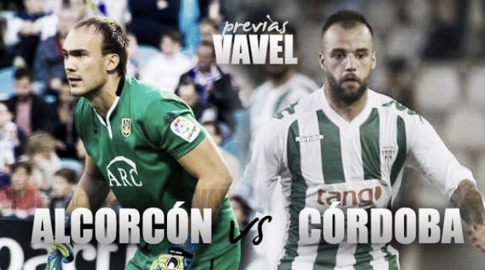 AD Alcorcón – Córdoba CF: los blanquiverdes quieren seguir con las buenas sensaciones