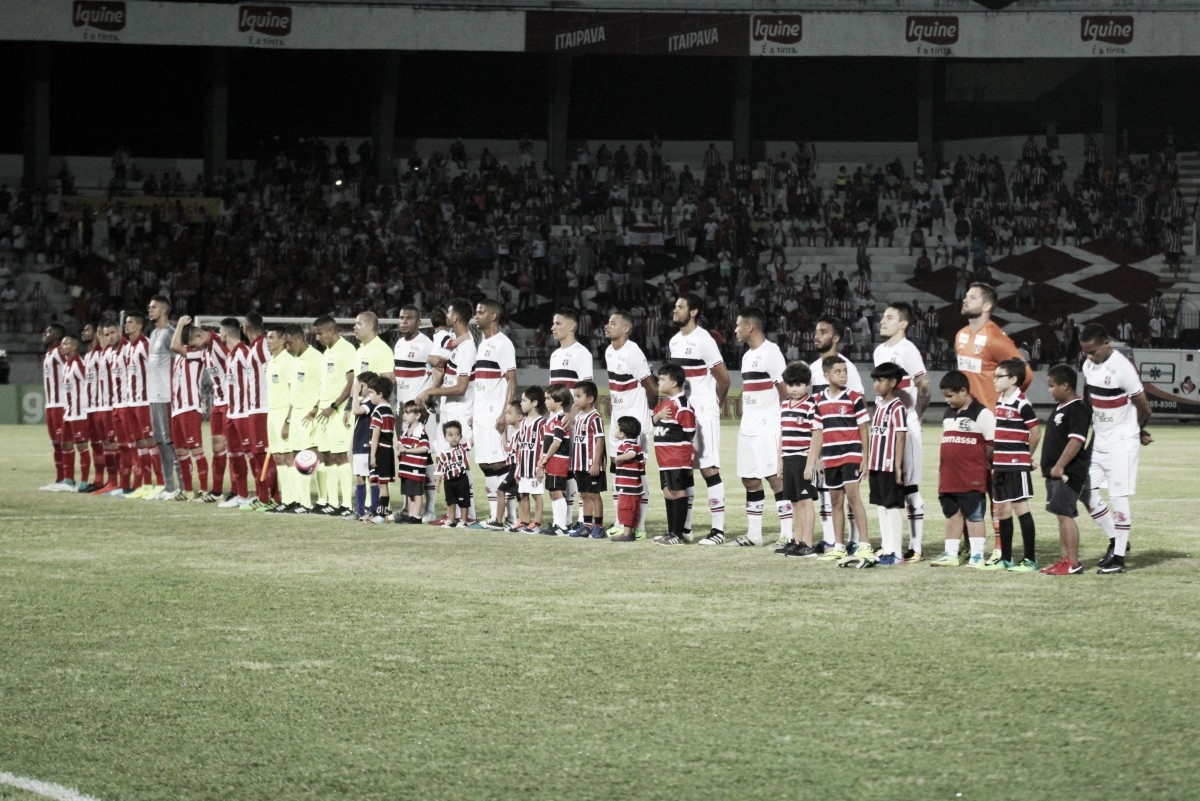 Náutico e Santa Cruz se enfrentam na primeira rodada da Série C