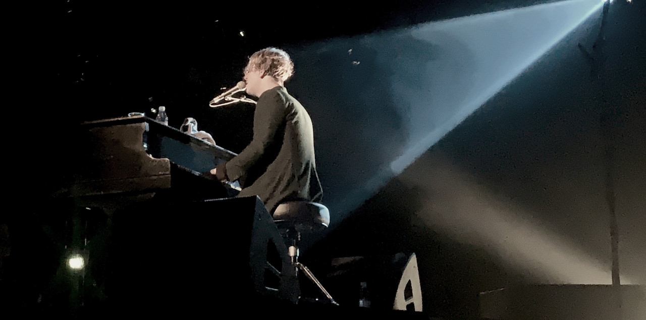 Tom Odell and a magical night at the Zeltfestival Ruhr