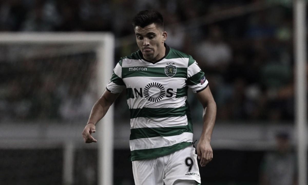 Marcos Acuña y un adiós a Lisboa