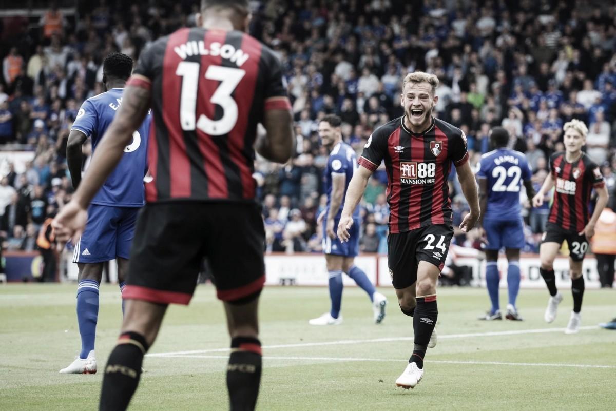 Un buen Bournemouth sentencia el partido sobre la bocina
