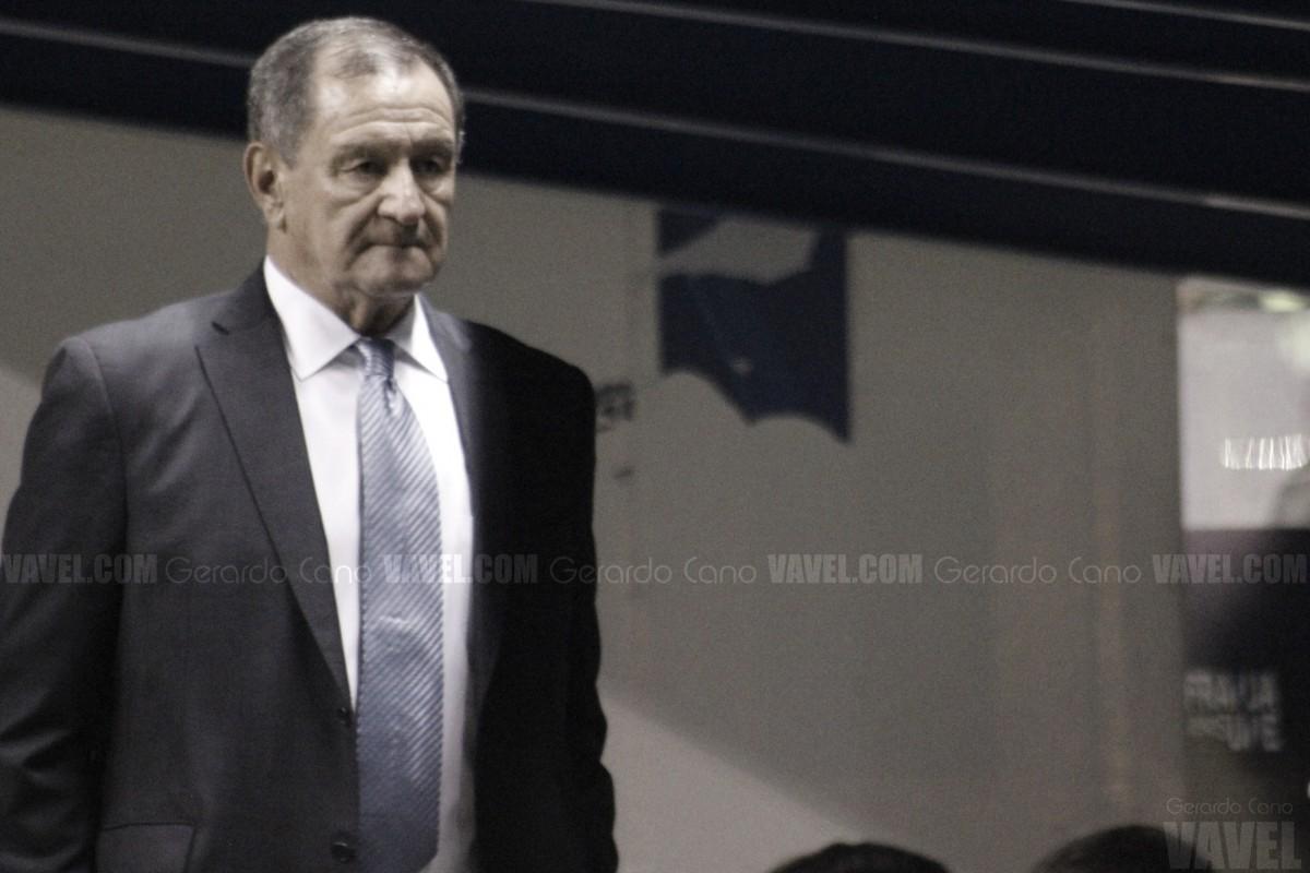 """Enrique Meza: """"Enfrentar a Monterrey es una buena oportunidad para levantarnos"""""""