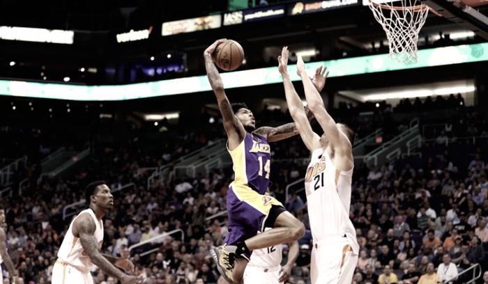 NBA - Lakers alla riscossa: battuti i Suns 110-122