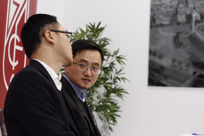 """Jiang Lizhang: """"Nos despedimos por ahora, pero volveremos con más fuerza"""""""
