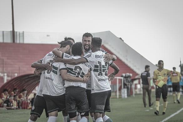 Coritiba vence União Rondonópolis e avança à próxima fase da Copa do Brasil