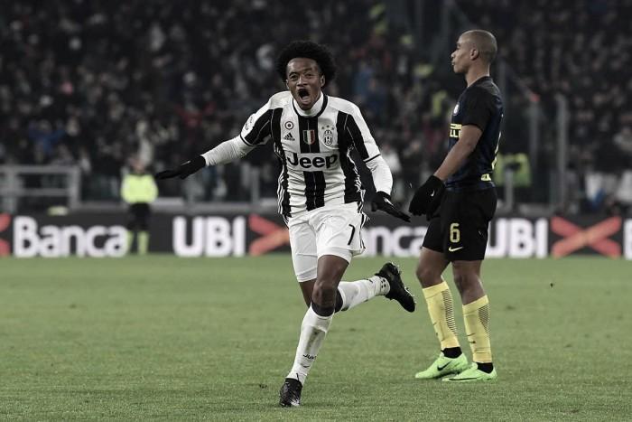Resumen Juventus 0-0 Inter de Milán de Serie A 2017