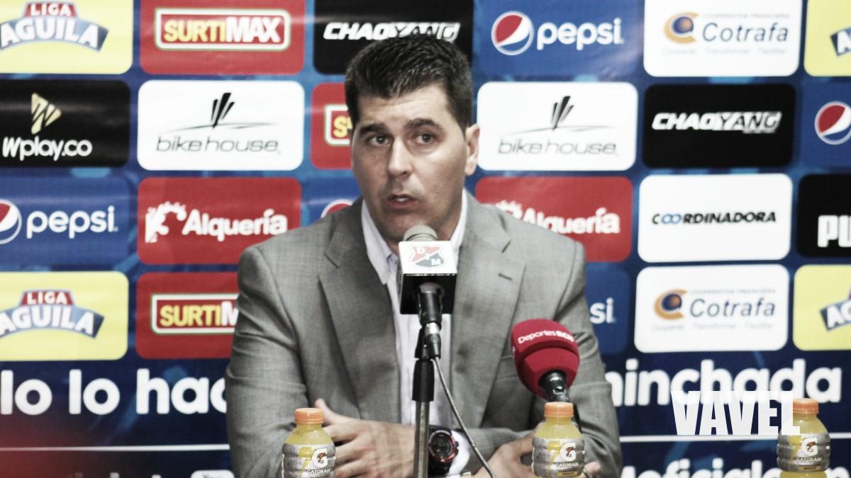 """Ismael Rescalvo: """"Era fundamental sumar tres puntos y cortar la racha"""""""