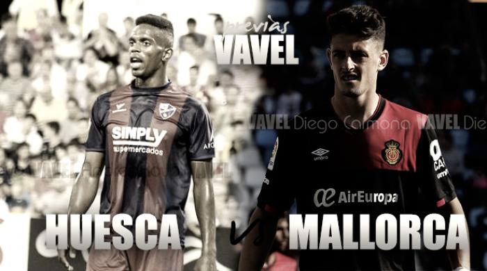 Previa SD Huesca - RCD Mallorca: seguir sorprendiendo o revivir