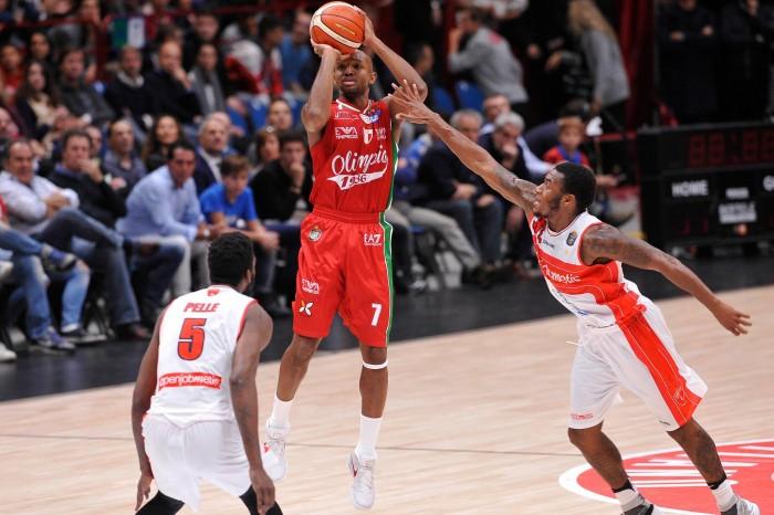 Legabasket Serie A - Una buona Milano stende Varese per 79-71