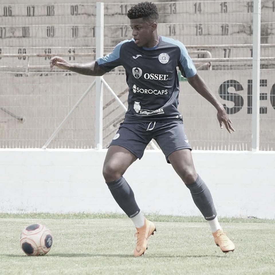 Erick Luís almeja título do Paulistão A2 e boa Série C pelo São Bento