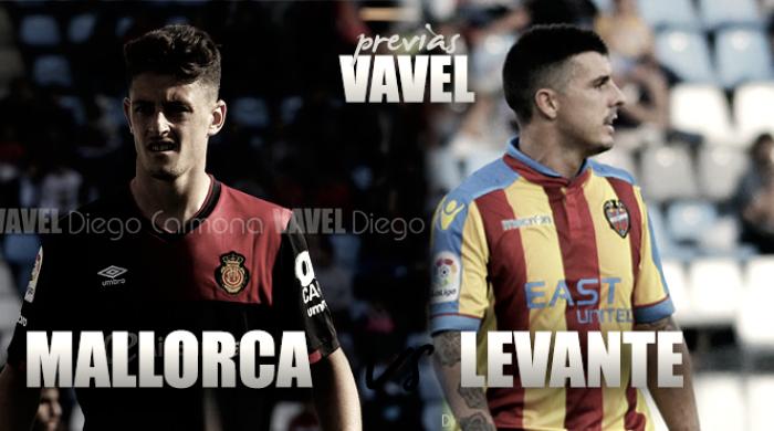 Previa RCD Mallorca - Levante UD: Bailar con la más fea, pero bailar