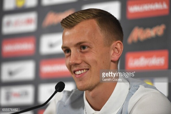 England call-up another chance to learn, says James Ward-Prowse