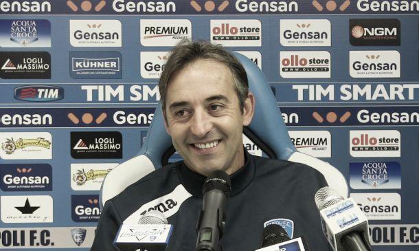 """Empoli, Marco Giampaolo: """"Stiamo migliorando, spero nel recupero di Paredes"""""""