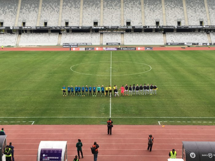 UWCL: Olimpia Cluj 0-1 Rosengård - Swedes secure first-leg win away from home