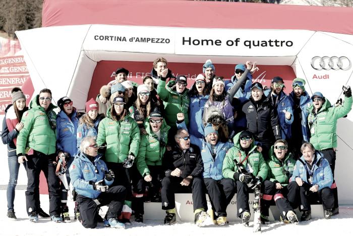 Sci Alpino, Saint Moritz 2017: le azzurre sono pronte