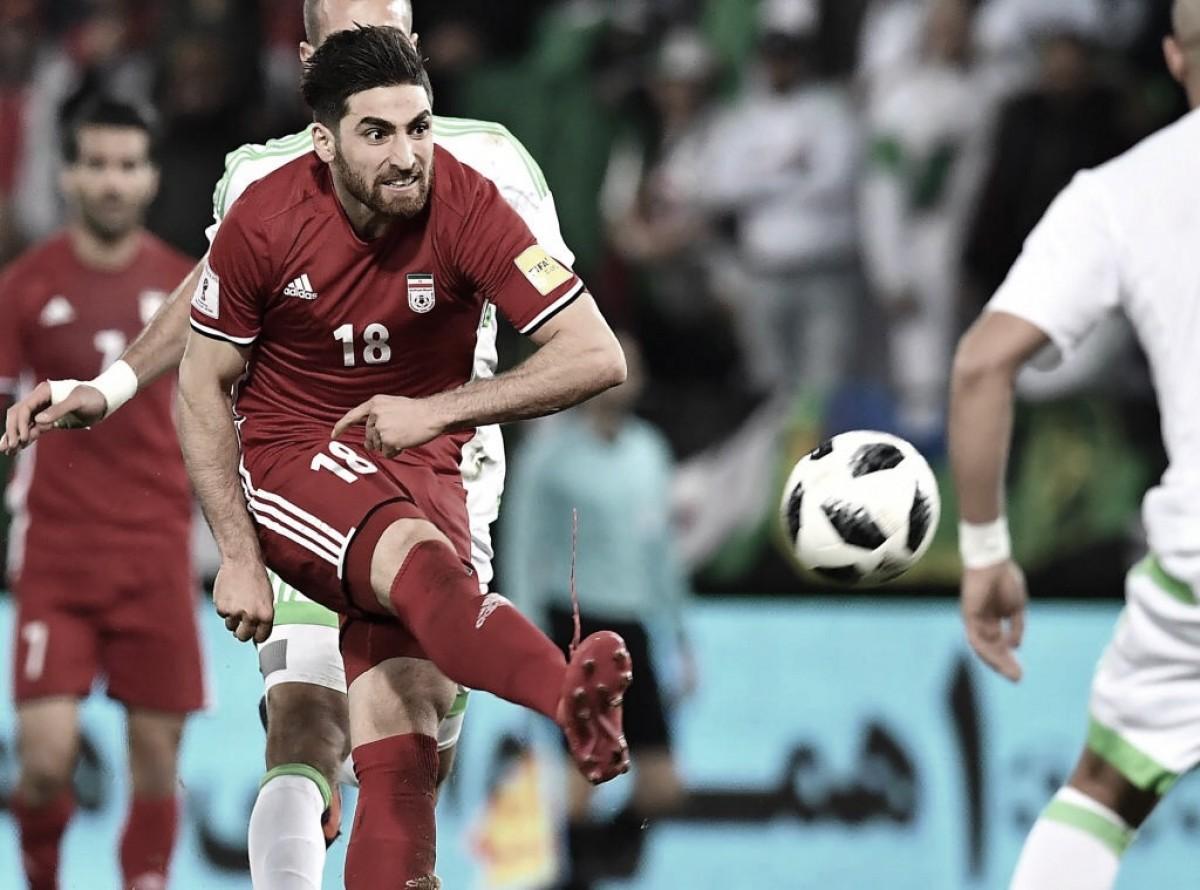 Estrella de Irán 2018: Jahanbakhsh, el 'killer' de la Eredivisie