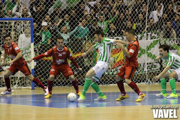 Fotos e imágenes del Betis FSN 2-9 ElPozo Murcia, Copa del Rey de fútbol sala