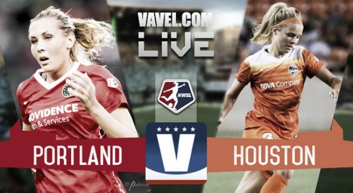 Score Portland Thorns 1-1 Houston Dash in 2017 Portland Invitational
