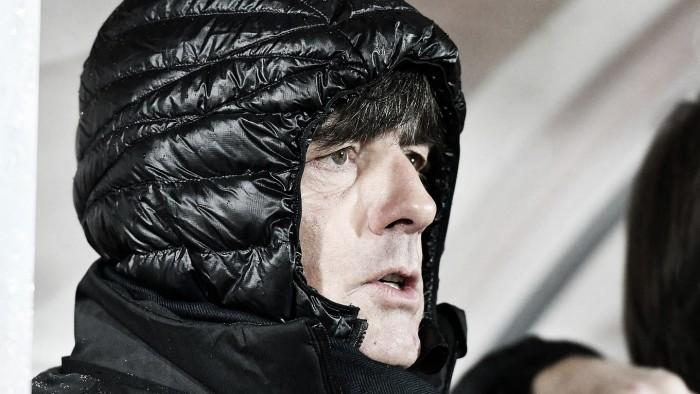 """Joachim Löw destaca meta da Alemanha nas Eliminatórias: """"Queremos dominar o grupo"""""""