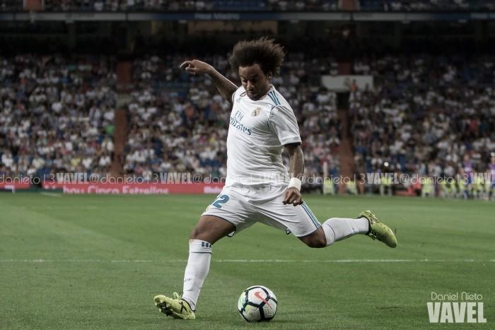 Marcelo alarga su historia con el Real Madrid
