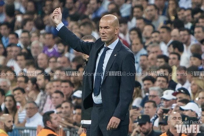 Zidane: ''Bale necesita tiempo''