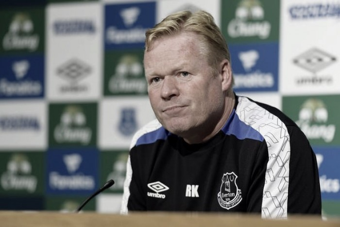 "Ronald Koeman: ""No es duro volver a Southampton"""