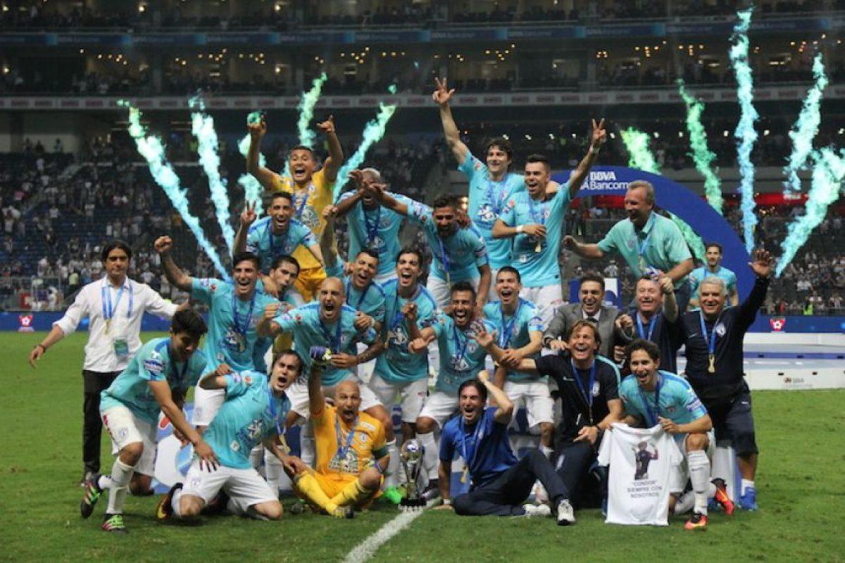 Los Tuzos sobrevivientes al último título de Liga MX