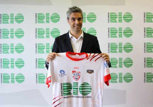 Javi Limones, nuevo entrenador del Leganés FS