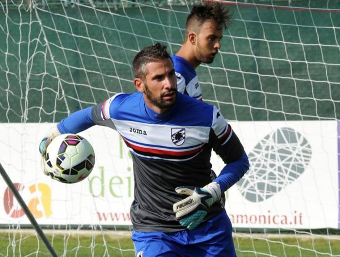 """Sampdoria, Puggioni portiere-tifoso: """"Sto vivendo il mio sogno"""""""