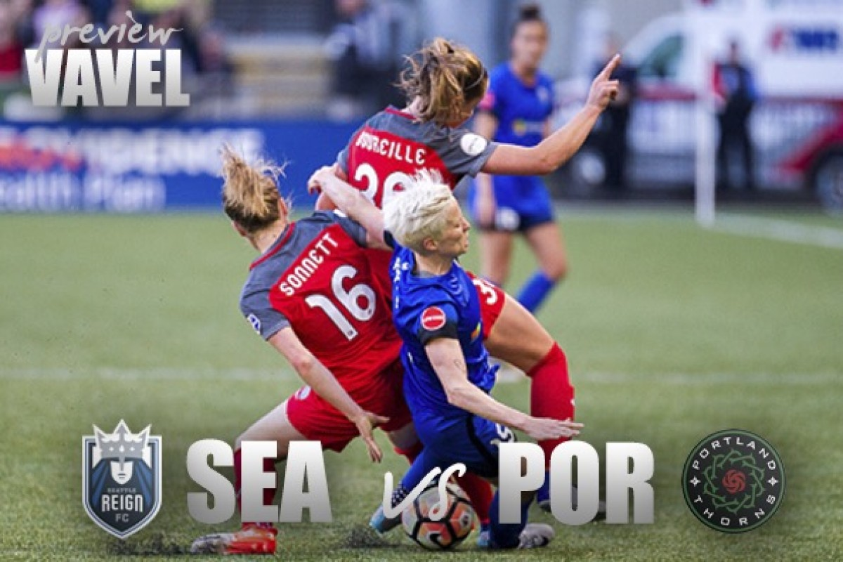 Seattle Reign v Portland Thorns preview: Potential playoff matchup preview in Friday night matchup