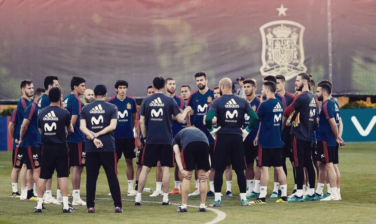 """Lopetegui quiere llevarse dos seleccionados para el """"Nuevo Real Madrid"""""""