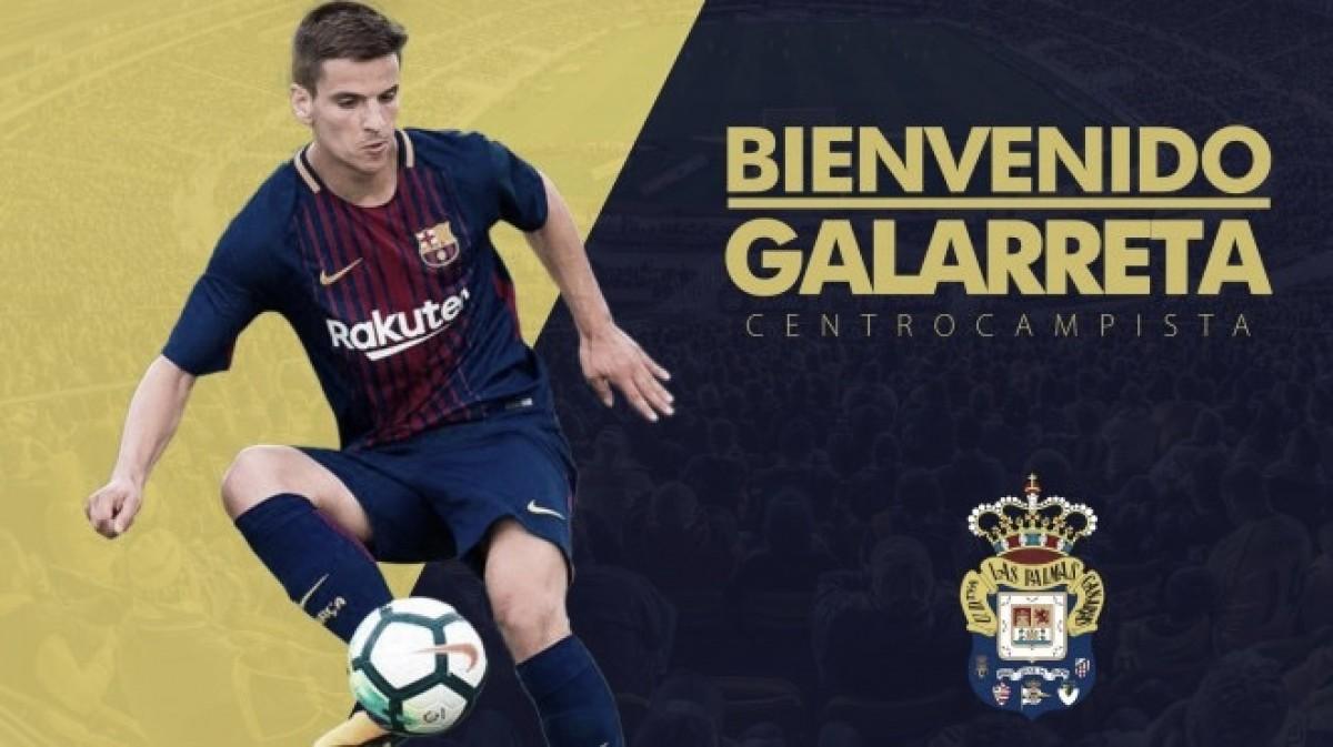 Galarreta, nuevo jugador de la UD Las Palmas