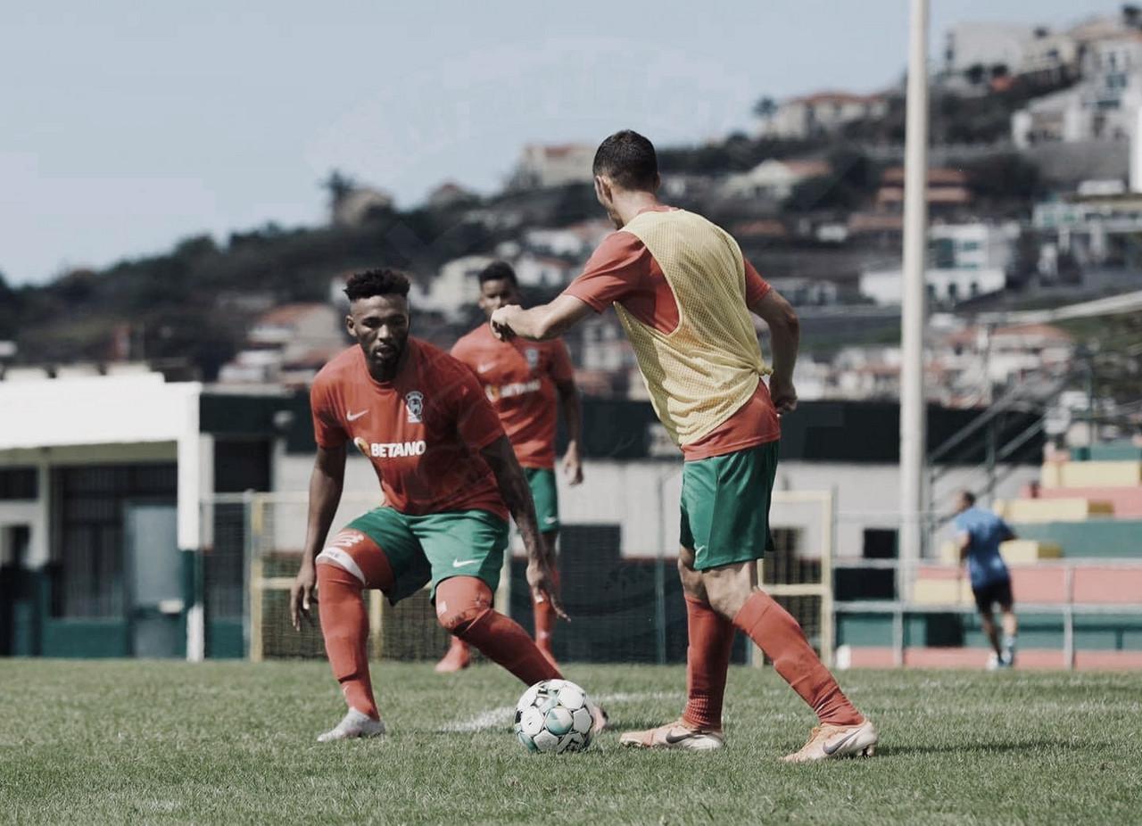 Em seu retorno ao Marítimo, Jean Cléber projeta boa temporada pelo clube