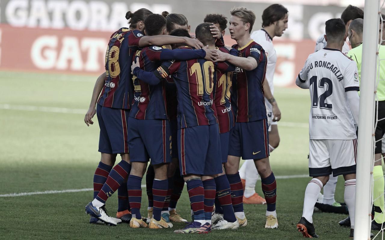 Análisis post: el Barcelona golea al Osasuna el día de su 121 cumpleaños (4-0)