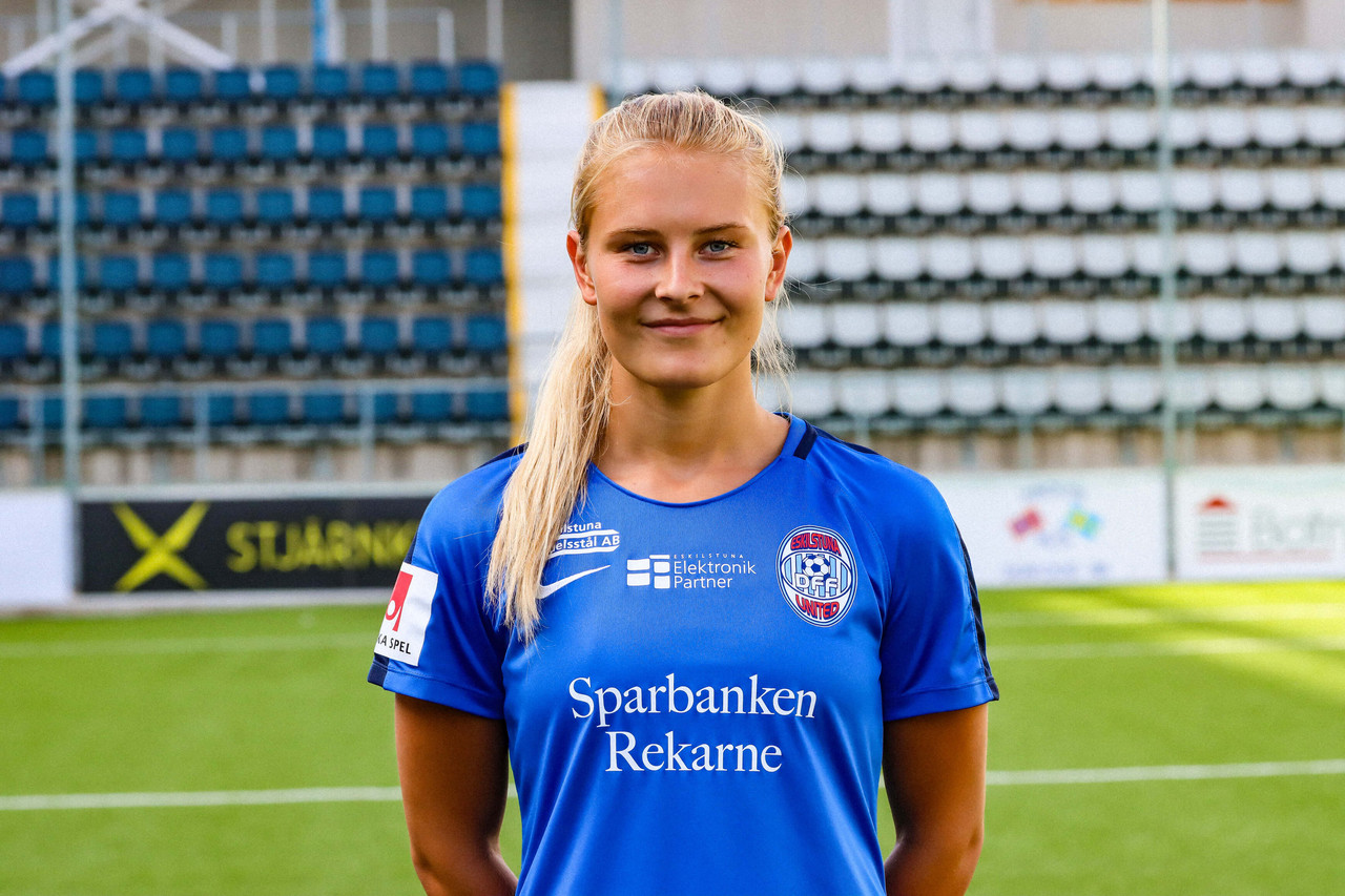'I have never played in the Damallsvenskan before' - Swedish defender Amanda Nildén talks about her move from Brighton Hove & Albion FC to Eskilstuna United