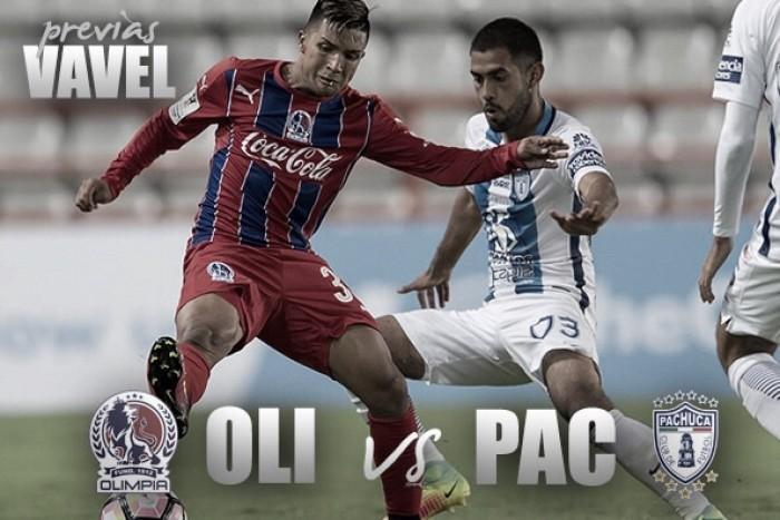 Olímpia - Pachuca; a sellar el pase a la siguiente ronda